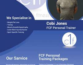 nº 56 pour Personal Training Flyer/Poster 2 par mdarifkabir