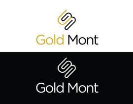 #58 para Logo ideas for Gold Mont de zajib