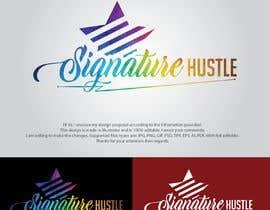 #55 for Design a Band Logo for Signature Hustle af satishchand75
