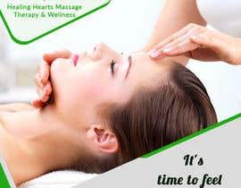 Shojol786 tarafından 3 Massage Therapy Flyers (October, November, December) için no 19