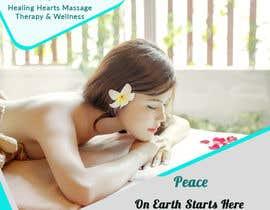 Shojol786 tarafından 3 Massage Therapy Flyers (October, November, December) için no 20