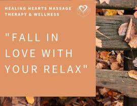 Andreajiim tarafından 3 Massage Therapy Flyers (October, November, December) için no 12