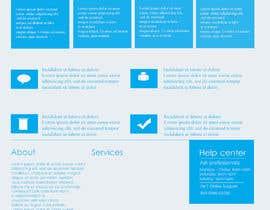 #11 for Build a Custom 1 page site af desertrose1