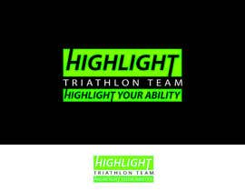#26 cho Logo Design for Highlight Triathlon Team bởi WebofPixels