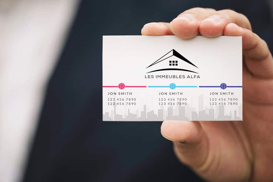 Contest Entry #5 for Design a company logo and business card