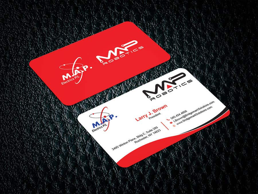 Entry 8 by risfatullah for map business cards freelancer contest entry 8 for map business cards reheart Gallery