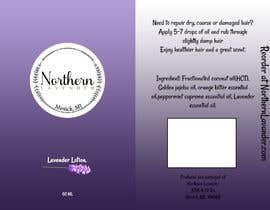 #68 untuk Label design for range of products oleh kiritharanvs2393