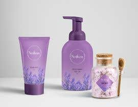 #75 untuk Label design for range of products oleh aberouch