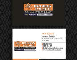 #329 for Business card designer by yes321456