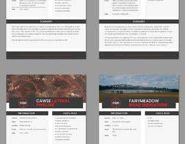 nº 24 pour Project Information Sheets par irenevik