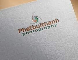 nº 11 pour Design logo for  Phatbuithanh Photography par AfzlDesign