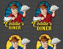 #50 untuk Sign/Logo - Ceddie's DINER oleh TEHNORIENT