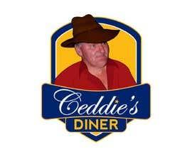 #60 untuk Sign/Logo - Ceddie's DINER oleh wanaku84