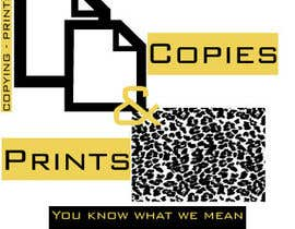 Nro 15 kilpailuun Build a logo for my printing business käyttäjältä DTLDI