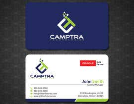 #34 for Design a business card by papri802030