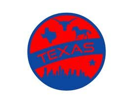 #39 for Design Texas sticker for gift product for gift shop by FZADesigner