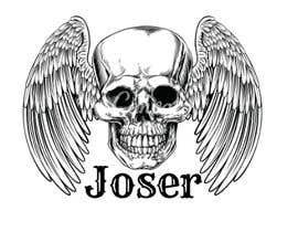 naveedali08 tarafından Create a NEW Logo for HipHop Rap Music Artist : JOSER için no 13