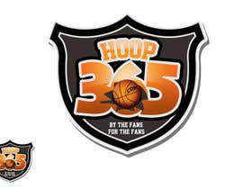 #35 for Logo Design for Hoop365.com af rogeliobello
