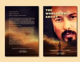 #28 para Illustrate a Book Cover with original art (man, a prophet, walking on beach with angel) por prakash777pati