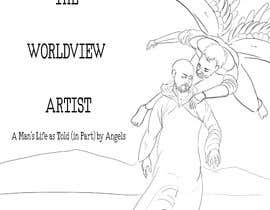 #20 for Illustrate a Book Cover with original art (man, a prophet, walking on beach with angel) af SKDasgupta