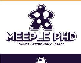 Nro 17 kilpailuun Logo and banner design for a tabletop gamer and scientist käyttäjältä totemgraphics