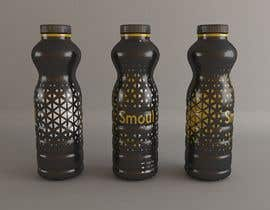 #39 for Design a PET bottle for a milk drink af astanehsalar