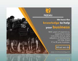 #18 untuk Business to Business advert for print oleh mdrifatmiah0101