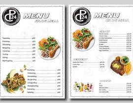 #17 for Design an Internet Cafe/Restaurant Menu af shsanto