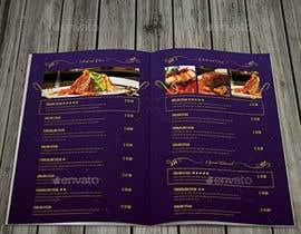#22 for Design an Internet Cafe/Restaurant Menu af kaziomee