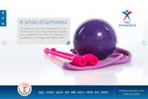 Contest Entry #18 for Website Design for ik gymnastics LLC