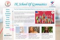 Contest Entry #61 for Website Design for ik gymnastics LLC