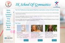 Contest Entry #64 for Website Design for ik gymnastics LLC