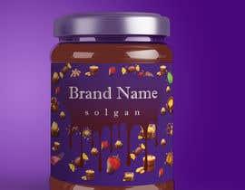 #26 pentru Chocolate Spread Jar Label Design de către markwagdysamy