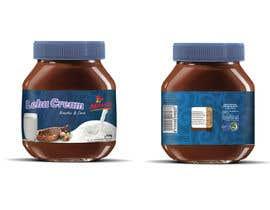 #28 pentru Chocolate Spread Jar Label Design de către TEDesign48