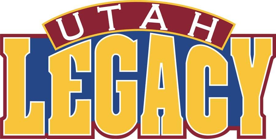 Proposition n°22 du concours Utah Legacy Basketball logo -- 09/15/2018 01:28:55