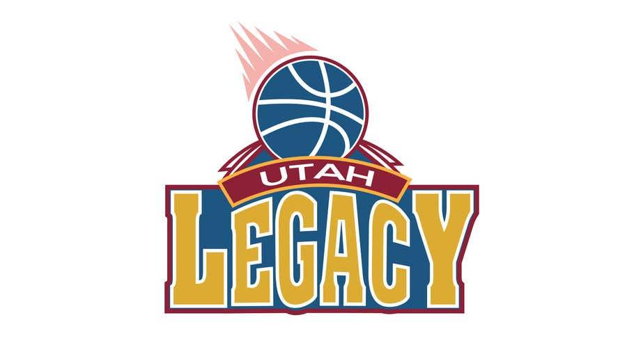 Proposition n°19 du concours Utah Legacy Basketball logo -- 09/15/2018 01:28:55