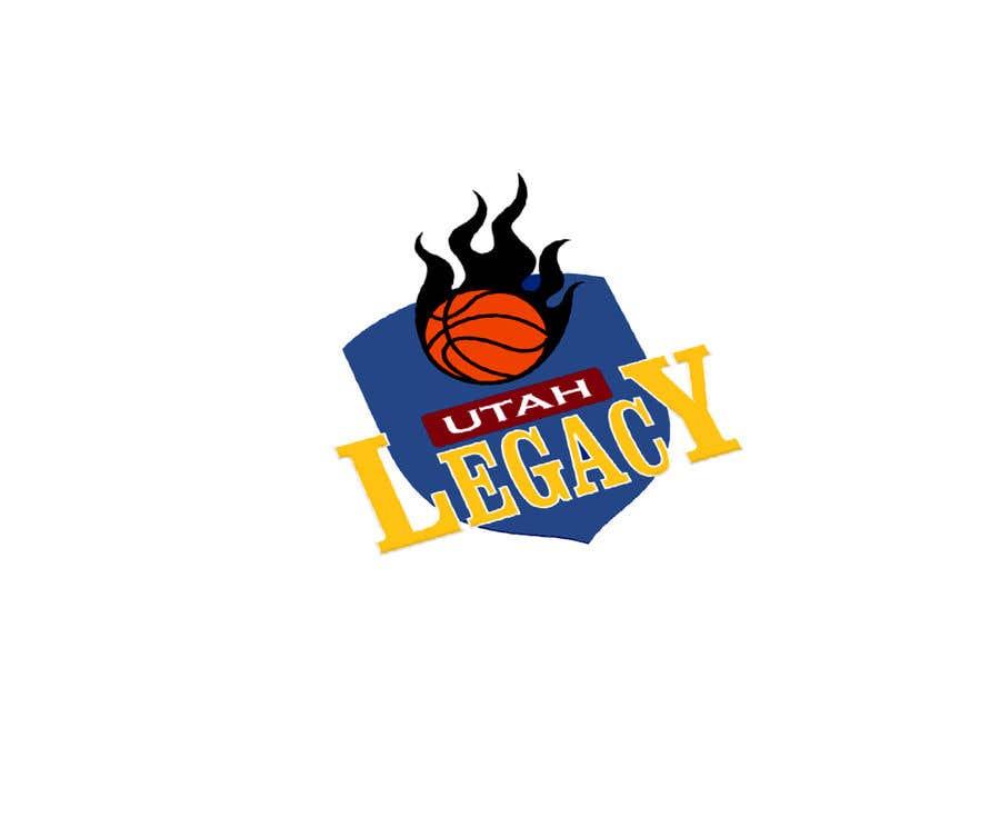 Proposition n°14 du concours Utah Legacy Basketball logo -- 09/15/2018 01:28:55