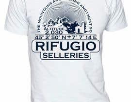 #16 untuk Design a t-shirt celebrating a mountain lodge oleh elitesniper