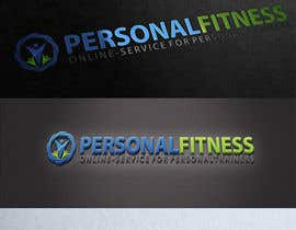 nº 153 pour Logo Design for Personalfitness par alinhd