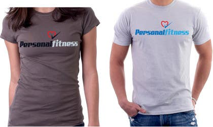 #169 for Logo Design for Personalfitness by wily1