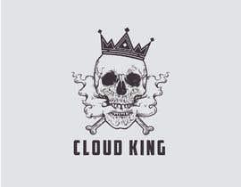 Nro 30 kilpailuun Design a Logo for Cloud King E-Juices käyttäjältä deepaksharma834