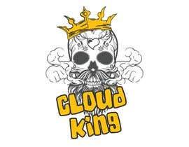 Nro 32 kilpailuun Design a Logo for Cloud King E-Juices käyttäjältä deepaksharma834