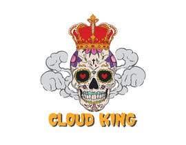 Nro 34 kilpailuun Design a Logo for Cloud King E-Juices käyttäjältä deepaksharma834