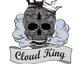 Nro 5 kilpailuun Design a Logo for Cloud King E-Juices käyttäjältä Syrayama