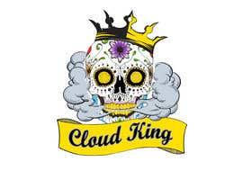 Nro 36 kilpailuun Design a Logo for Cloud King E-Juices käyttäjältä Syrayama