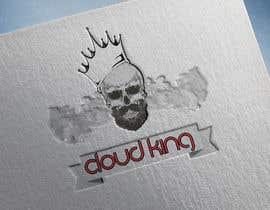 Nro 23 kilpailuun Design a Logo for Cloud King E-Juices käyttäjältä ahmedfawzy159