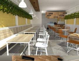 Nro 11 kilpailuun Design Beautiful Cafe käyttäjältä kanishkkk