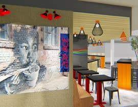 Nro 22 kilpailuun Design Beautiful Cafe käyttäjältä EstebanGreen