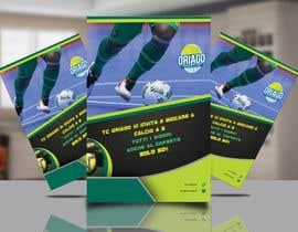#117 untuk Futsal Flyer oleh mhrakib421