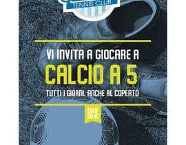 #46 untuk Futsal Flyer oleh SaraBerlanda